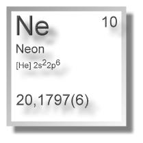 Neon Eigenschaften